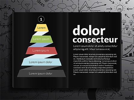 SWOT Analysis Creative Presentation Template, Slide 14, 02915, Business Models — PoweredTemplate.com
