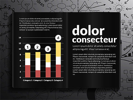 SWOT Analysis Creative Presentation Template, Slide 15, 02915, Business Models — PoweredTemplate.com
