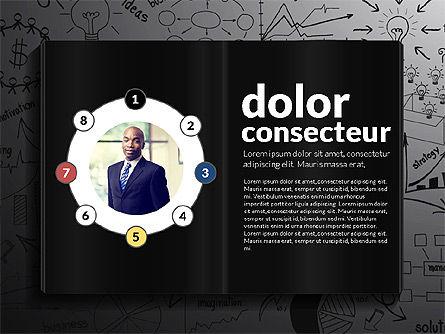 SWOT Analysis Creative Presentation Template, Slide 16, 02915, Business Models — PoweredTemplate.com