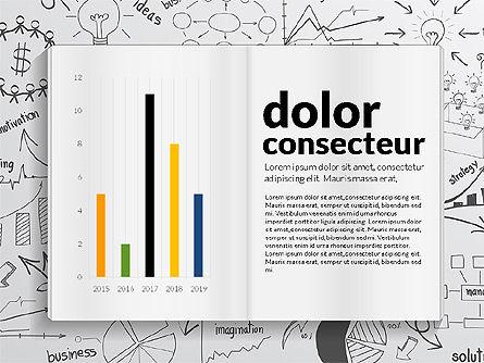 SWOT Analysis Creative Presentation Template, Slide 3, 02915, Business Models — PoweredTemplate.com