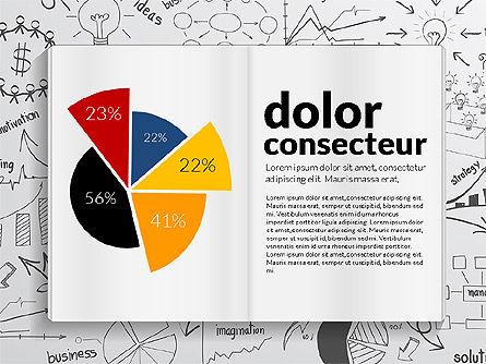 SWOT Analysis Creative Presentation Template, Slide 4, 02915, Business Models — PoweredTemplate.com