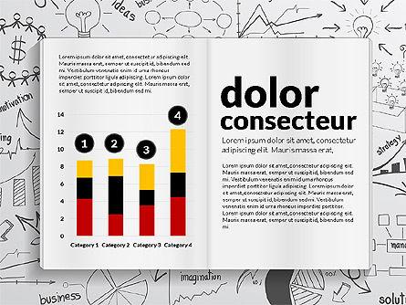 SWOT Analysis Creative Presentation Template, Slide 7, 02915, Business Models — PoweredTemplate.com