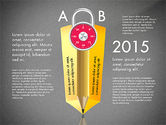 Infographics with Pencil and Manometer#12