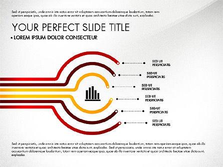 Business Report with Process Diagrams, Slide 7, 02919, Process Diagrams — PoweredTemplate.com