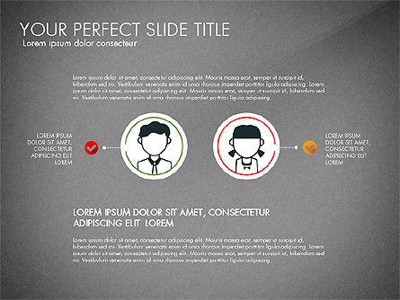 Search Concept Presentation Template, Slide 11, 02925, Presentation Templates — PoweredTemplate.com