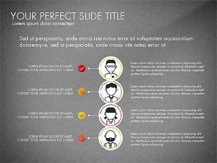 Search Concept Presentation Template, Slide 12, 02925, Presentation Templates — PoweredTemplate.com