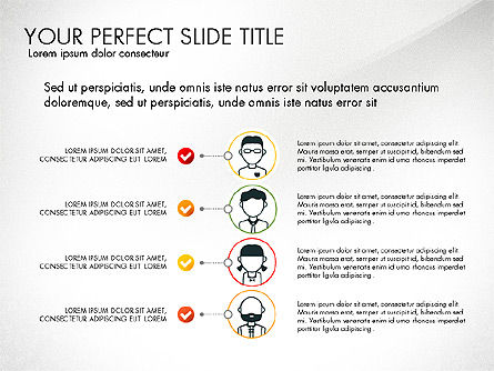 Search Concept Presentation Template, Slide 4, 02925, Presentation Templates — PoweredTemplate.com