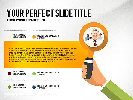 Business Hands Presentation Concept, 02926, Presentation Templates — PoweredTemplate.com