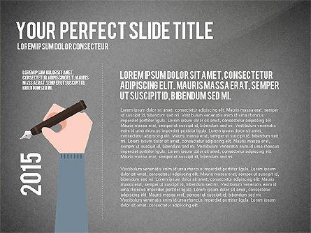 Business Hands Presentation Concept, Slide 10, 02926, Presentation Templates — PoweredTemplate.com