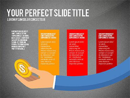 Business Hands Presentation Concept, Slide 14, 02926, Presentation Templates — PoweredTemplate.com