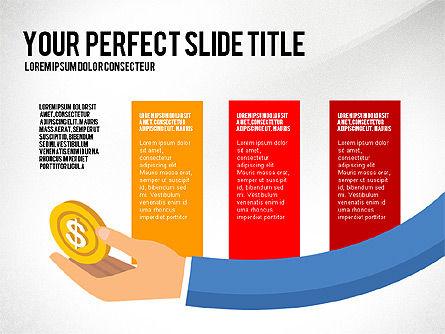 Business Hands Presentation Concept, Slide 6, 02926, Presentation Templates — PoweredTemplate.com