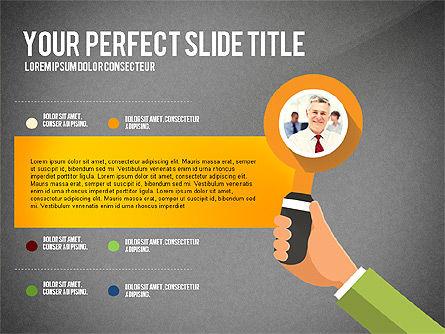 Business Hands Presentation Concept, Slide 9, 02926, Presentation Templates — PoweredTemplate.com