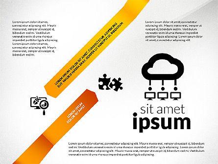 Information Security Presentation Concept, 02929, Presentation Templates — PoweredTemplate.com