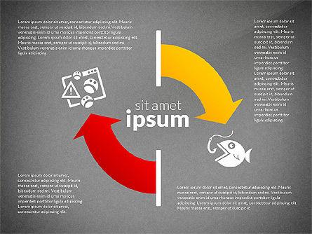 Information Security Presentation Concept, Slide 10, 02929, Presentation Templates — PoweredTemplate.com