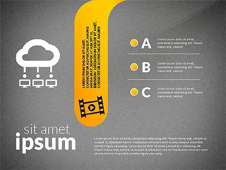 Information Security Presentation Concept, Slide 11, 02929, Presentation Templates — PoweredTemplate.com