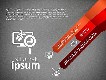 Information Security Presentation Concept, Slide 12, 02929, Presentation Templates — PoweredTemplate.com