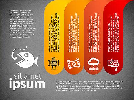 Information Security Presentation Concept, Slide 13, 02929, Presentation Templates — PoweredTemplate.com