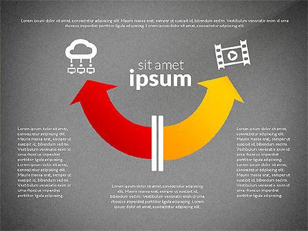 Information Security Presentation Concept, Slide 14, 02929, Presentation Templates — PoweredTemplate.com