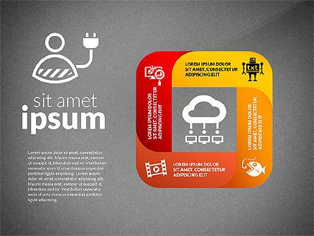 Information Security Presentation Concept, Slide 15, 02929, Presentation Templates — PoweredTemplate.com