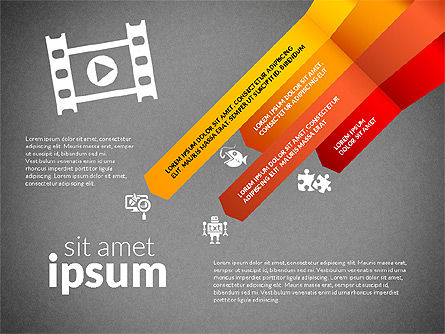Information Security Presentation Concept, Slide 16, 02929, Presentation Templates — PoweredTemplate.com