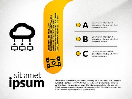 Information Security Presentation Concept, Slide 3, 02929, Presentation Templates — PoweredTemplate.com