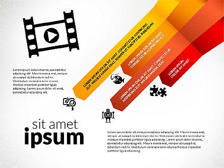 Information Security Presentation Concept, Slide 8, 02929, Presentation Templates — PoweredTemplate.com