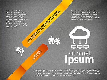 Information Security Presentation Concept, Slide 9, 02929, Presentation Templates — PoweredTemplate.com
