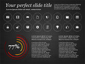 Infographics with Icons#16