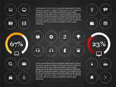 Infographics with Icons#9