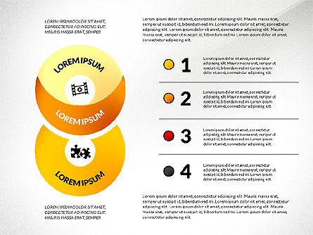 Mobius Strip Options Concept, Slide 7, 02936, Stage Diagrams — PoweredTemplate.com