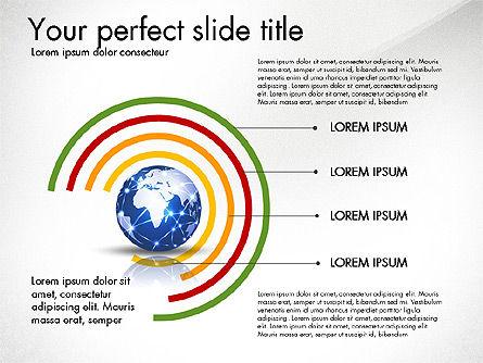 Global Network Presentation Template, Slide 7, 02937, Presentation Templates — PoweredTemplate.com