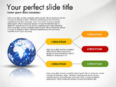 Presentation Templates: Global Network Presentation Template #02937