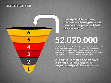 Creative Social Presentation Concept, Slide 10, 02938, Presentation Templates — PoweredTemplate.com