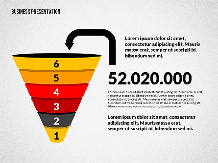 Creative Social Presentation Concept, Slide 2, 02938, Presentation Templates — PoweredTemplate.com