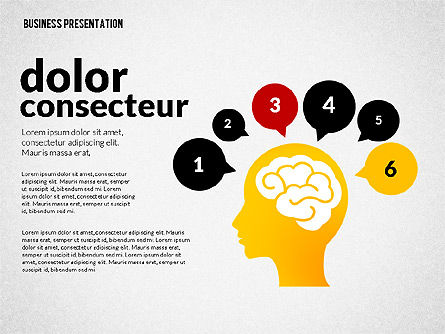 Creative Social Presentation Concept, Slide 3, 02938, Presentation Templates — PoweredTemplate.com