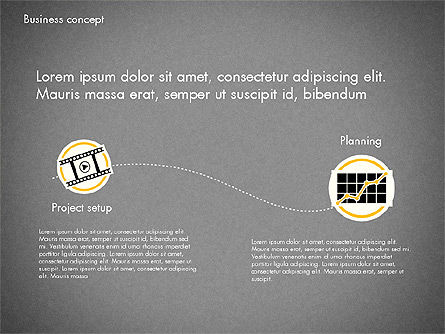 Startup Idea Presentation Template, Slide 11, 02940, Presentation Templates — PoweredTemplate.com