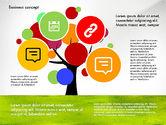 Presentation Templates: Startup Idea Presentation Template #02940