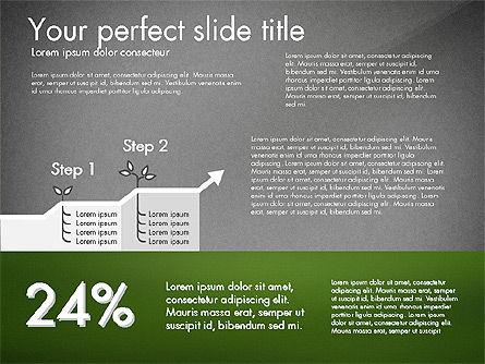 Growth Business Presentation Template, Slide 11, 02943, Presentation Templates — PoweredTemplate.com