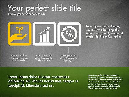 Growth Business Presentation Template, Slide 15, 02943, Presentation Templates — PoweredTemplate.com