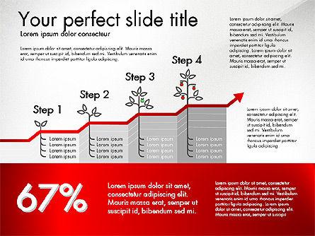 Growth Business Presentation Template, Slide 5, 02943, Presentation Templates — PoweredTemplate.com