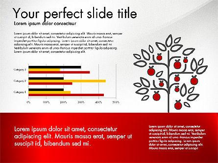 Growth Business Presentation Template, Slide 8, 02943, Presentation Templates — PoweredTemplate.com