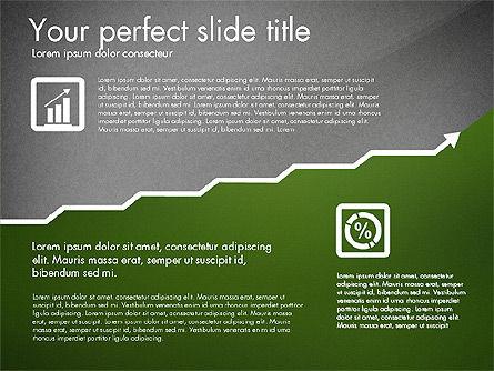Growth Business Presentation Template, Slide 9, 02943, Presentation Templates — PoweredTemplate.com
