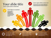 Presentation Templates: Business Presentation with Vivid Shapes #02947