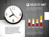 Infographics with Options and Charts#10