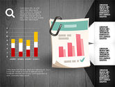 Infographics with Options and Charts#11