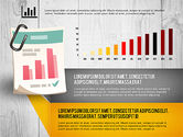 Infographics with Options and Charts#7