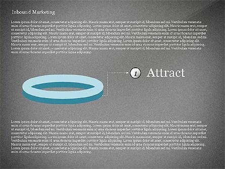 Inbound Marketing Diagram, Slide 12, 02949, Business Models — PoweredTemplate.com