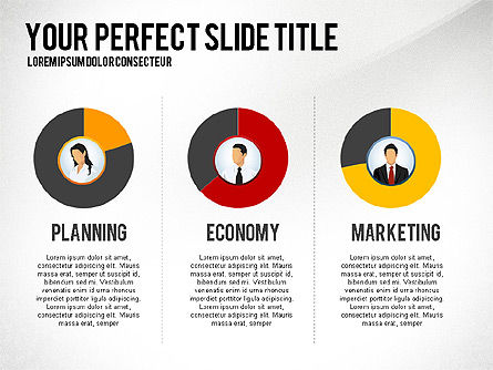 Business Team Presentation Concept, Slide 2, 02950, Presentation Templates — PoweredTemplate.com