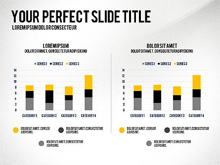 Business Team Presentation Concept, Slide 3, 02950, Presentation Templates — PoweredTemplate.com