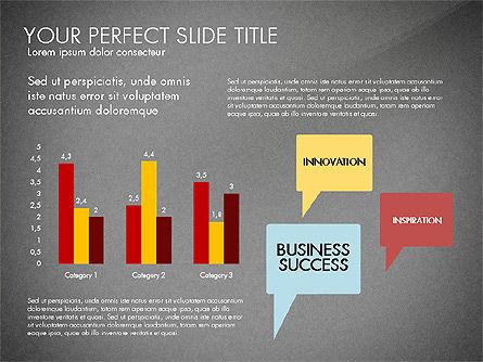 Hands Up Presentation Concept, Slide 14, 02951, Presentation Templates — PoweredTemplate.com